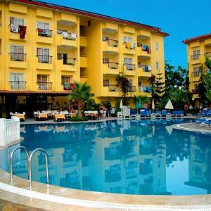 Sun City Apartments & Hotel (4 *)