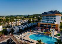 Фотография отеля Nilbahir Resort & Spa