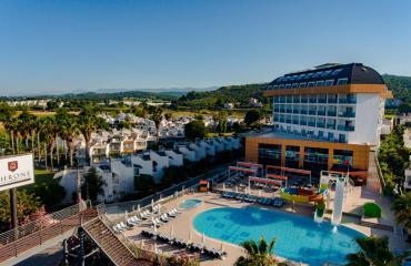 Throne Beach Resort & Spa 5*