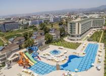 Фотография отеля Hedef Beach Resort & Spa