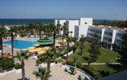 palmyra golden beach aqua 3 тунис монастир