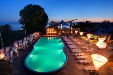 Отель Island Beach Resort Греция, о. Корфу