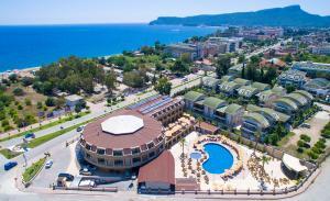 отель Botanik resort hotel