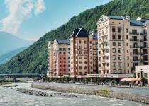 Фотография отеля Апартаменты VALSET от AZIMUT Роза Хутор