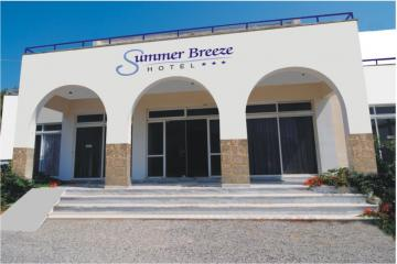 Отель Summer Breeze Греция, о. Родос