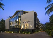 Фотография отеля Novotel Goa Resort & Spa