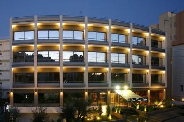 Отель Blue Sea Hotel Alimos Греция, Афины