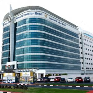 Grand Excelsior Hotel Bur Dubai (4*)