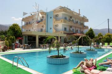 Отель Nikos Hotel Греция, о. Крит
