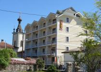 Фотография отеля Апартаменты Крым