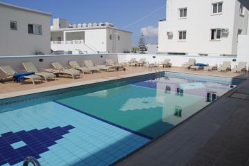 Отель Sunny Blue Hotel Кипр, Айя-Напа