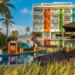 Hotel J Ambalangoda (3*)
