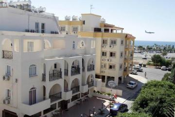 Отель Pasianna Hotel Apartments Кипр, Ларнака